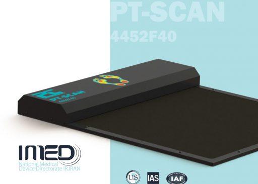 foot scanner - foot pressure scanner