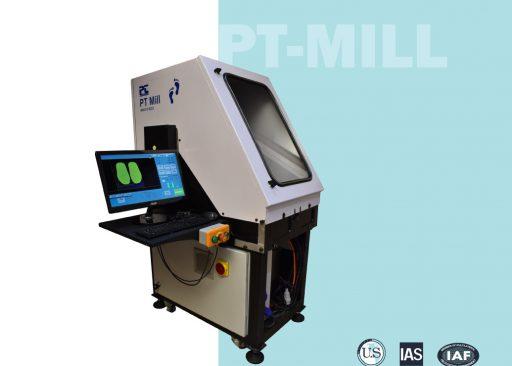 Insole Milling Machine (CNC) | PayaTek