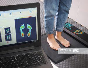 foot scanner, foot pressure scanner, plantar pressure scanner